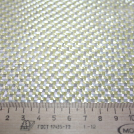 Стекло-арамидный микс 400 г/м2,ширина 120 см