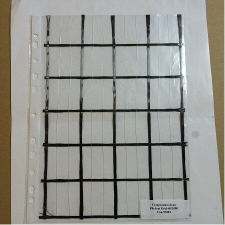 Углеродная сетка FibArm Grid 40/1000
