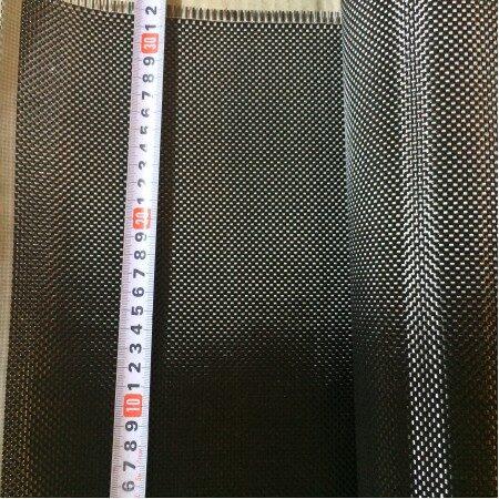 Углеткани (карбон)205г/м2, плейн ,лента (30 см)