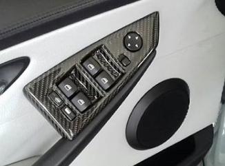 Ламинация деталей салона BMW M6.