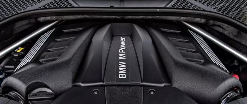 СТАЙЛИНГ КРЫШКИ ДВИГАТЕЛЯ BMW X6 M
